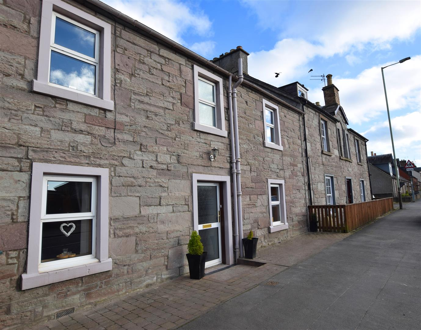Wildon, High Street, Burrelton, Perthshire, PH13 9NX, UK